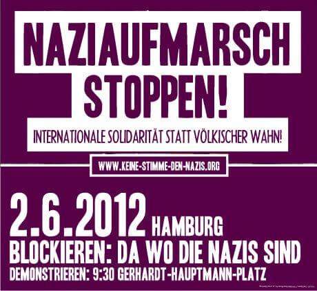 naziaufmarsch stoppen