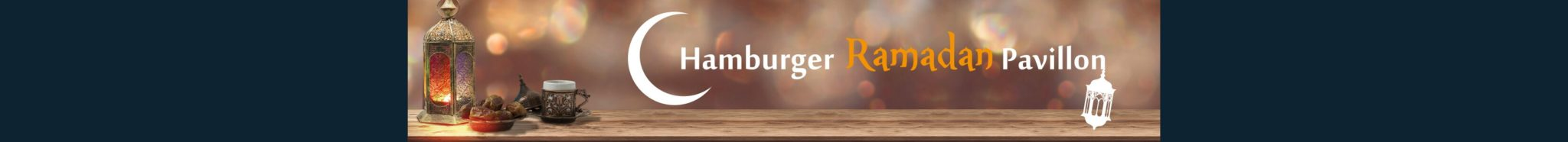 HAMBURGER RAMADAN PAVILLON - Header