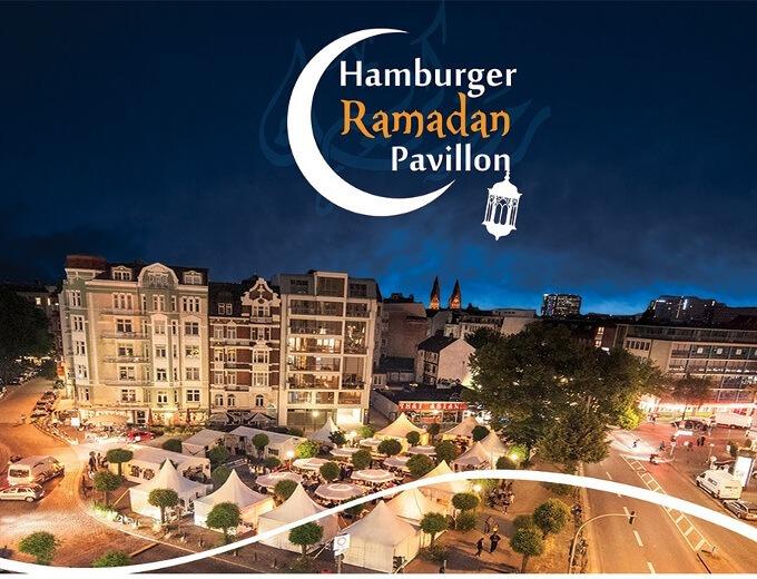 Hamburg Ramadan Pavillon