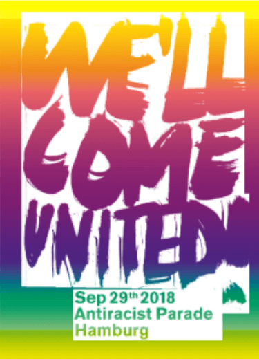 We'll come united - United agains racism