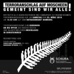 Schura Kundgebung 23.03.2019 Terror NZL