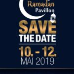 Hamburger RAMADAN Pavillon - Save the date