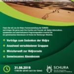 Hidjra-Festveranstaltung 2019