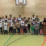 16 Nationen-Basketball-Turnier