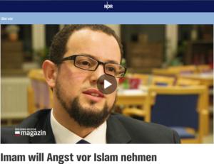 2020 01 27 13 48 42 Imam will Angst vor Islam nehmen NDR.de Fernsehen Sendungen A Z Schleswi