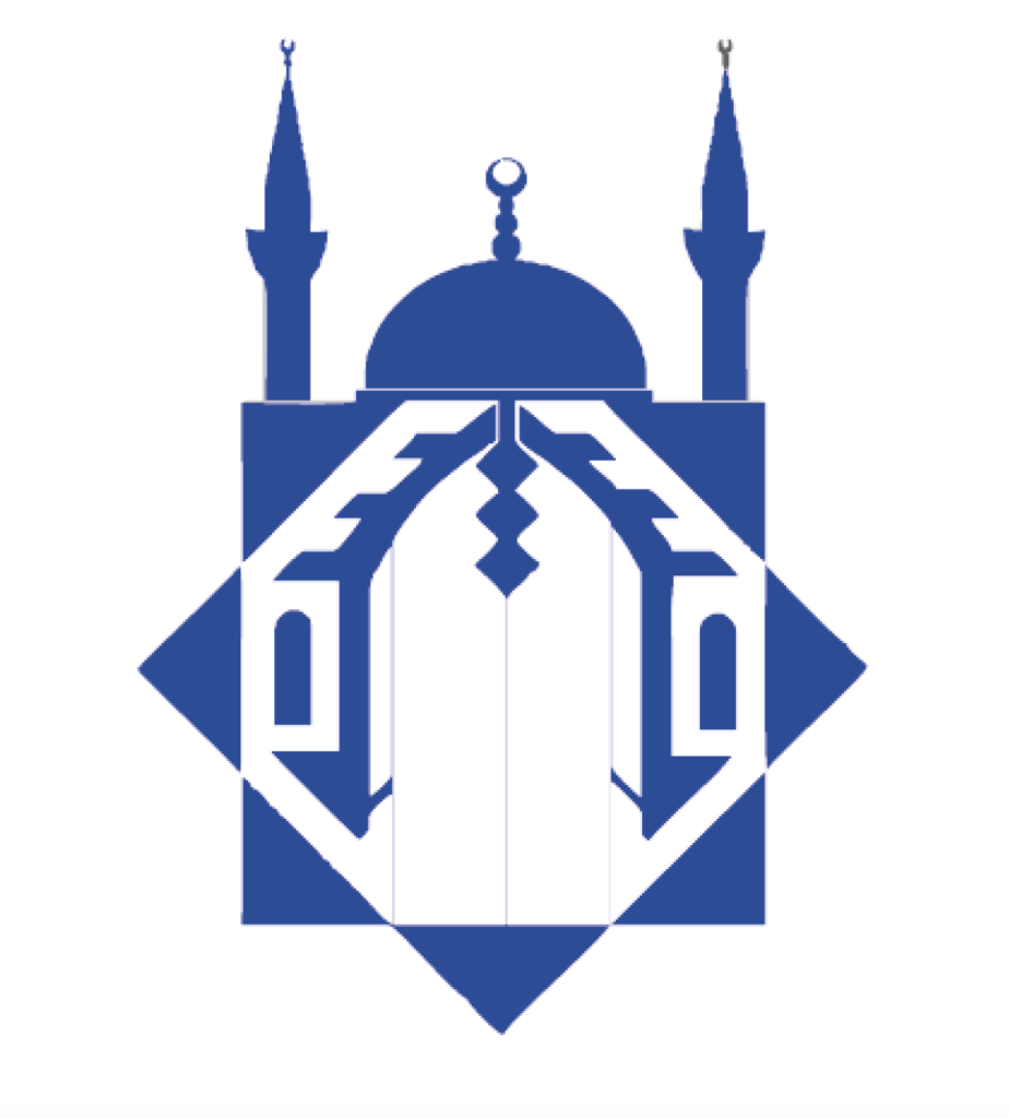 Schura Logo Rat der islamischen Gemeinschaften in Hamburg - squared blau