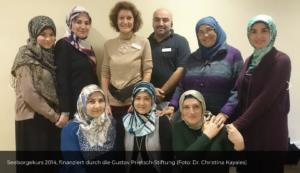 © Dr. Christina Kayales - muslimische Seelsorge Schura Hamburg