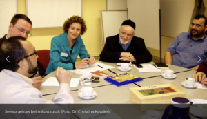 muslimische Seelsorge Schura Hamburg Imam Dhulkairat