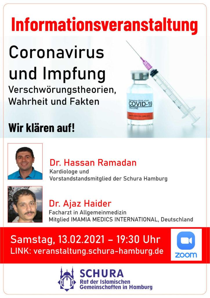 Corona Virus und Impfung