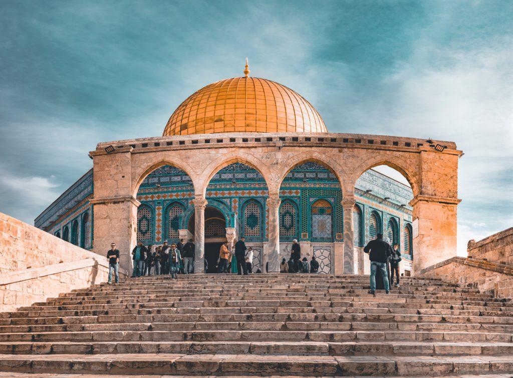 Damascus Tor Damascus Gate