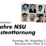 10 Jahre NSU Selbstenttarnung